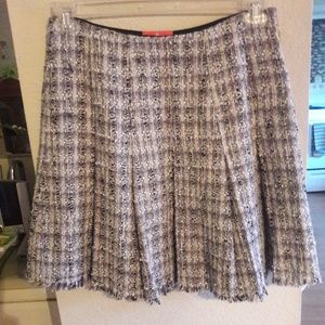 Pleated skirt 19in in length